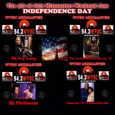 The Grand Wizard Stevie 'D' Live 12-3pm EST On The Fourth Of July Mixmasters Weekend Jam – 94.3 WYBC-FM & 943wybc.com