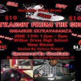 "The Grand Wizard Stevie 'D' & DJ Juan Coon Live At ""Straight From The Sole"" Sneaker Extravaganza"