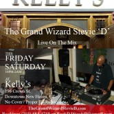 The Grand Wizard Stevie 'D' Live On The Mix This Friday 10pm-2am At Kelly's – NO COVER!