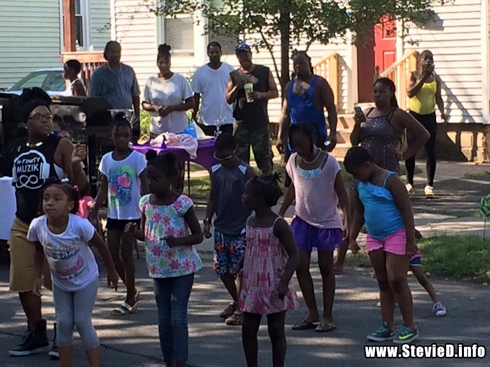 The 2nd Annual Lander Street Back To School Block Party 8/16/15