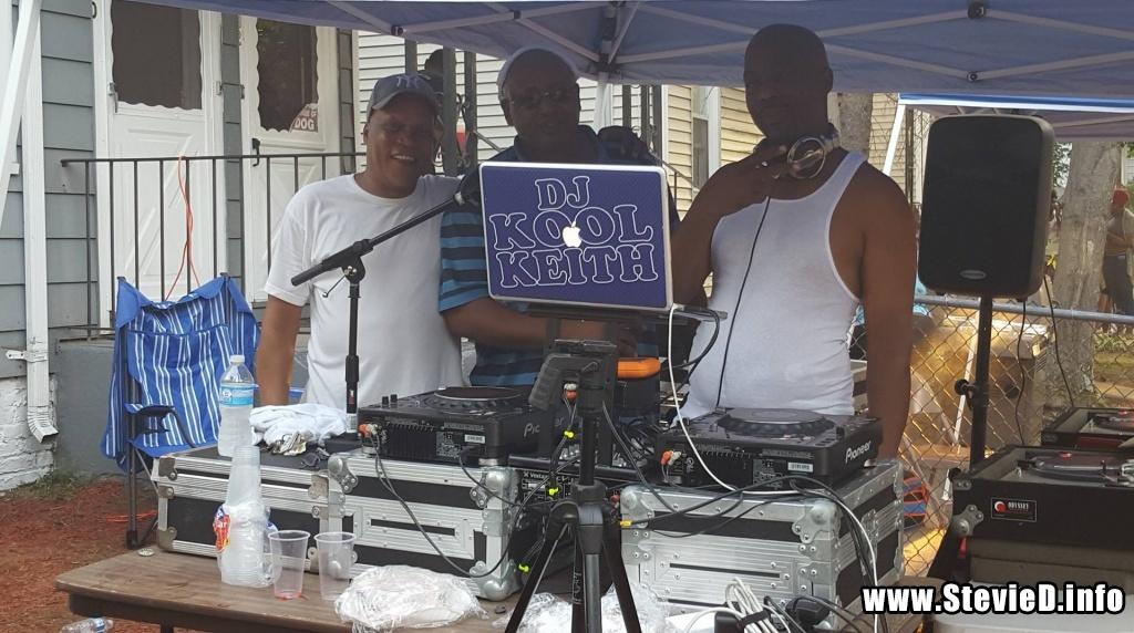 DJ Reggie Reg, Bouncemass DJ Born-U, DJ Kool Keith
