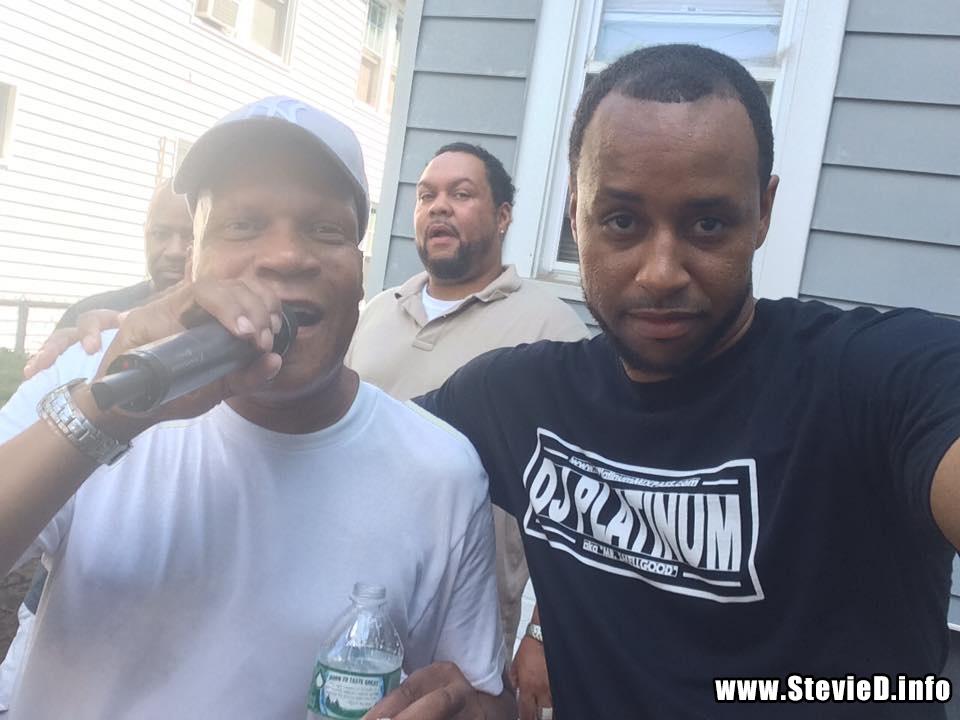 DJ Reggie Reg, MK, DJ Platinum