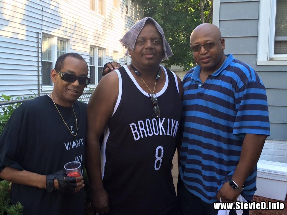The Grand Wizard Stevie 'D', DJ EZ Mike, Bouncemass DJ Born-U