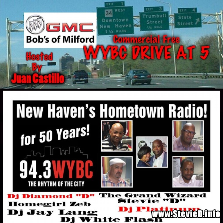 94.3 WYBC-FM Billboard (Preview)