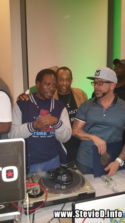 DJ Jazzy J, The Grand Wizard_Stevie 'D', DJ KG