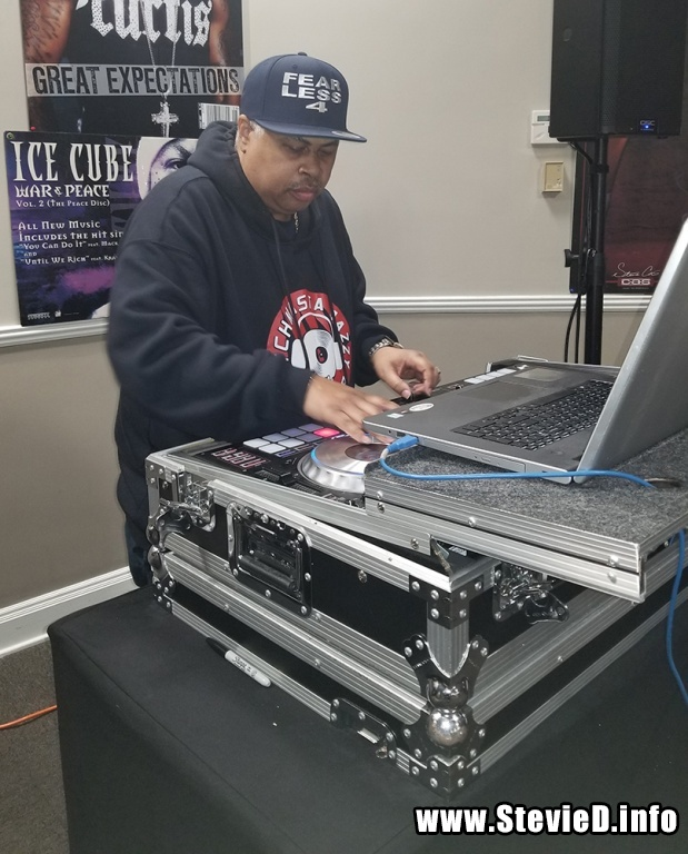 DJ Scratchmasta Jazzy G