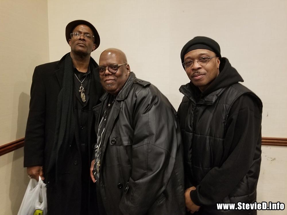 DJ Terrible T, DJ Chubbs, The Original Cutmaster Joey Dee