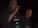 "The Great Doc-""P"" & The Legendary DJ Reggie Reg"
