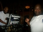 The Grand Wizard Stevie 'D' & DJ Diamond Dee