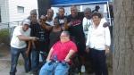 The Crew w/ Mayor Toni Harp