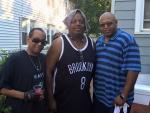 The Grand Wizard Stevie 'D', DJ EZ Mike, Bouncemass DJ Born-U