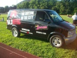 The Official Rhythm Of The City Van