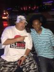 DJ White Flash & The Grand Wizard Stevie 'D'