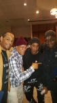 "The Grand Wizard Stevie 'D', DJ_Reggie Reg, Bwak, The Great_Doc-""P"""