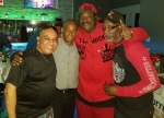 Al Pizarro, The Grand Wizard Stevie 'D', T-LaRock, Coke La Rock