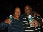 The Legendary DJ Reggie Reg & Don J.